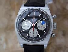 Tissot Seastar 1970s Swiss Made Men's Manual Stainless Steel Chronograph MX152