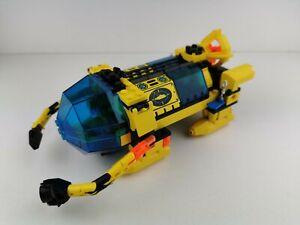Lego® U Boot aus 6195 Neptune Discovery Lab Vorschungsschiff Schiff Boot