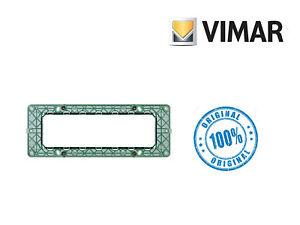 VIMAR-14617-SUPPORTO-7-MODULI-VITI-SERIE-PLANA-ORIGINALE