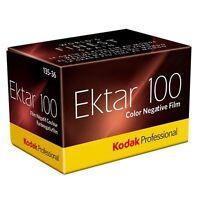Kodak Ektar 100 Professional Iso 100, 35mm, 36 Exposures, Color Negative Film