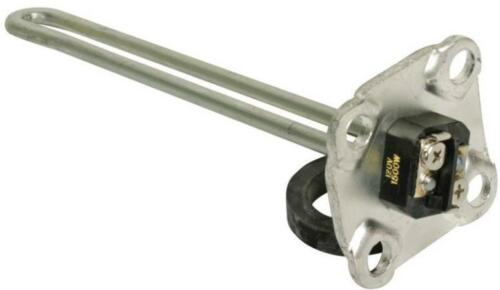 NEW CAMCO 04383 FLANGED 240V 1500 WATT BOLT ON WATER HEATER ELEMENT 6346779