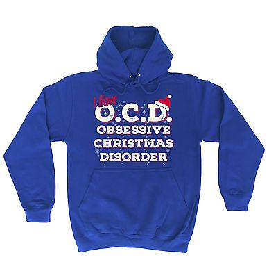 I Have CDO Funny OCD Hoodie Novelty Hoody Adult Mens Kids Unisex