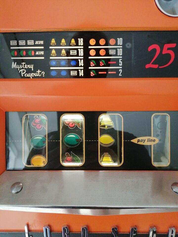 Sega, spilleautomat, Perfekt