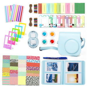 9-in-1-Camera-Accessories-Bundles-Set-for-Fujifilm-Instax-Mini-8-9-Blue-Case-UK