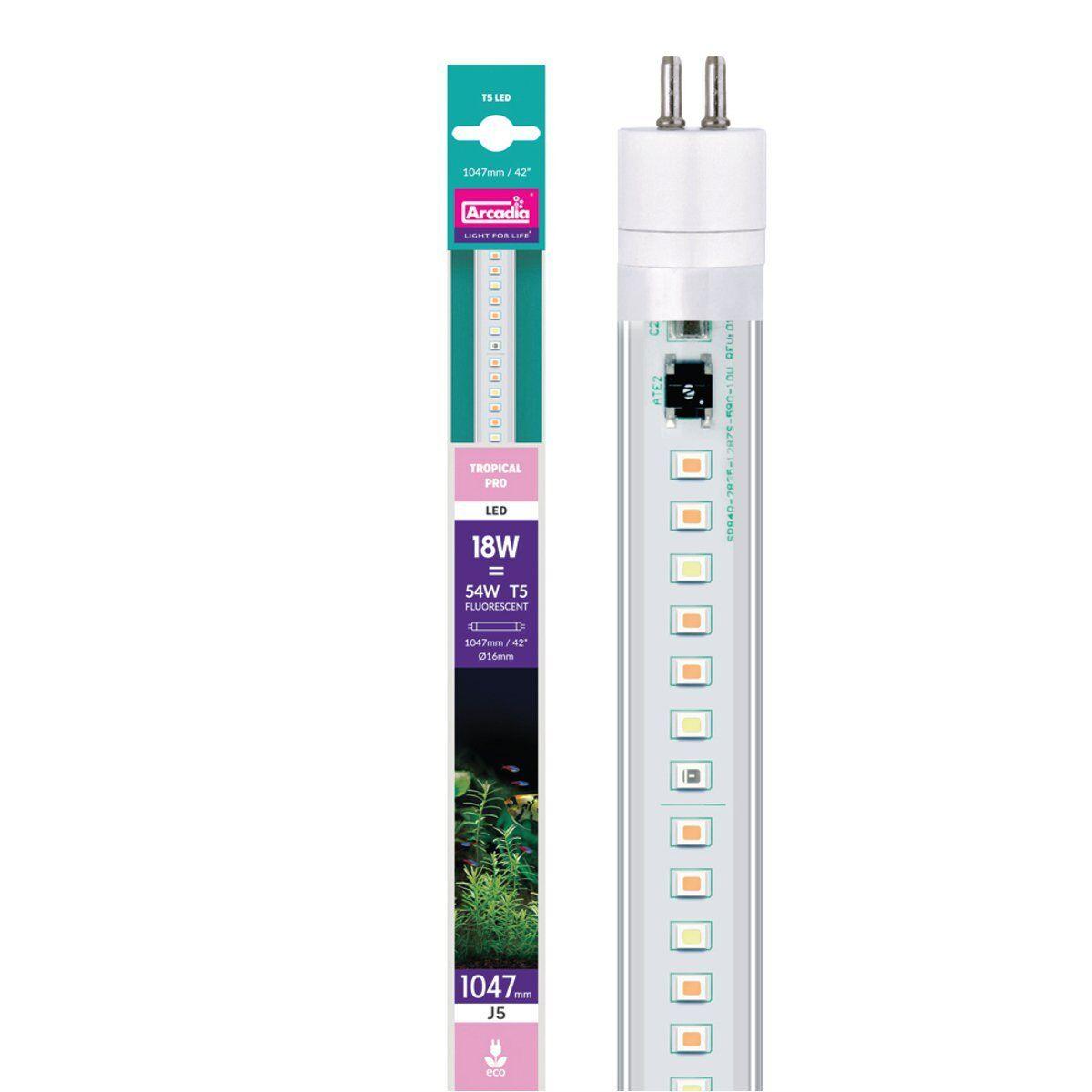 Arcadia LED-Röhre T5 Original Tropical 18W (1047mm) Aquarienröhre Licht