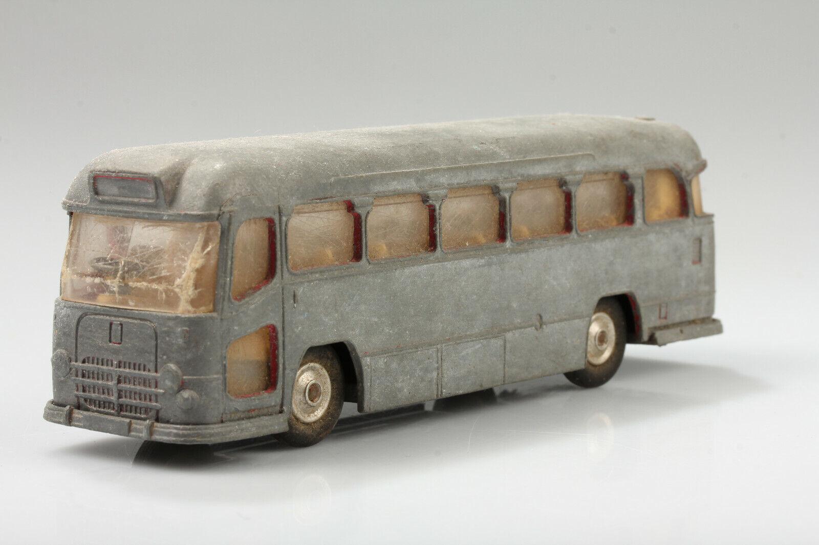 Corgi Principaux Jouets Motorway Express Entraîneur Vintage Boue   Défaut