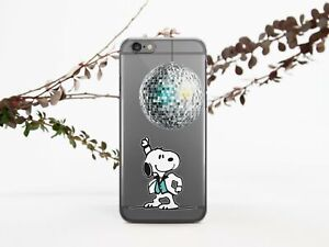 Disco-Snoopy-Case-For-iPhone-7-8-Plus-Dancing-Snoopy-iPhone-XR-XS-Max-Gel-Cover