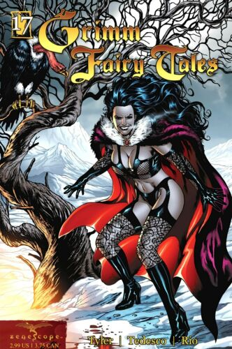Grimm Fairy Tales 17