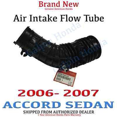 New Air Intake Hose Front Sedan for Accord 17228RAAA00 17228RADL61 17228RADL60