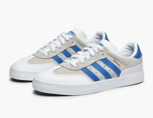 size 40 73fb2 39579 Image is loading ADIDAS-SKATE-BUSENITZ-VULC-RX-SHOES-CRYSTAL-WHITE-
