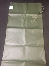 ONE NEW Military Issue Temper Tent Vestibule Container Green #483 Vinyl