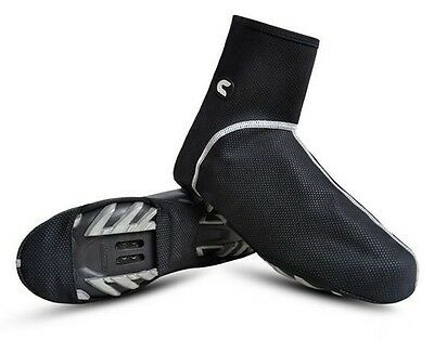 New Cycling Bike Bicycle Windproof Shoe Covers Fleece Protector Warmer Foot Case