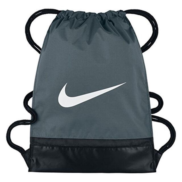 Bolsa Nike Brasilia Gymsack Ba5338 064 gris
