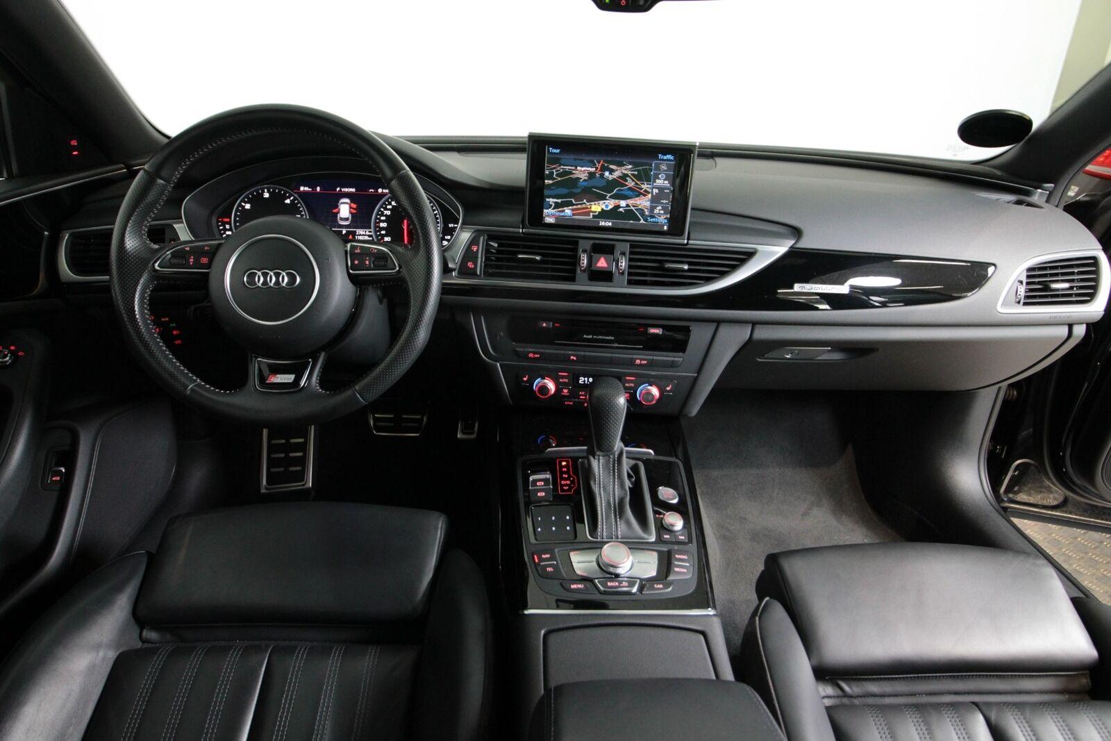 Audi A6 TDi 326 Avant quattro Tiptr.