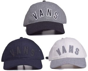 f248795db42 Image is loading Vans-Adjustable-Curved-Billed-Mens-Womens-Dugout-Mom-