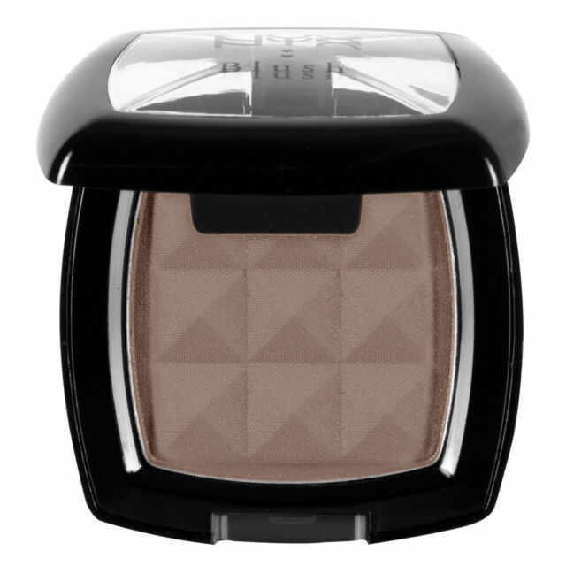 NYX Powder Blush color Matte Taupe  PB11