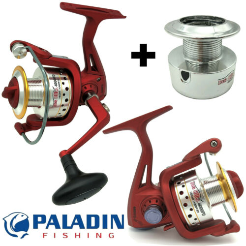 Spin Rolle PALADIN Big Bull Pro Spinrolle FD /& RD Angelrolle 1000 bis 6000