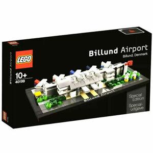 LEGO® Architecture 40199 BILLUND AIRPORT DENMARK - SPECIAL EDITION - NEU / OVP