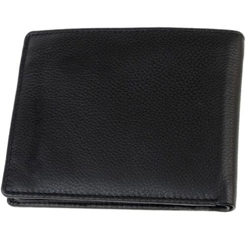 CHIEMSEE Geheimfach Herren-Geldbörse Portemonnaie Geldbeutel Bieftasche Sicher