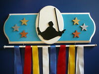 Gymnastics (male) Sports Medal Display Hanger