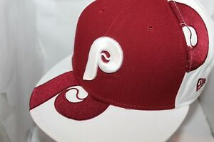 Image is loading Philadelphia-Phillies-New-Era-MLB-Cooperstown -Collection-Graphic- 73256f4b4ce