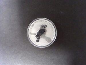 2010-Australia-Kookaburra-One-1-Dollar-1-oz-999-Silver-Coin-BU