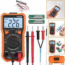 Digital Lcd Multimeter Dc Ac Voltmeter Ammeter Ohmmeter Volt Tester Diodes Meter