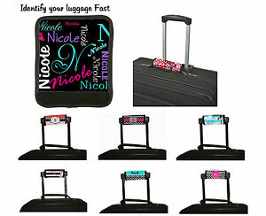 PERSONALIZED-LUGGAGE-HANDLE-WRAP-VACATION-LUGGAGE-IDENTIFY-FINDER-NAME-ALL-OVER