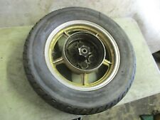 1989 89 Yamaha Virago XV750 XV 750 back rear wheel mag rim