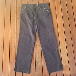 Paul-Smith-Jeans-Black-Casual-Chino-Pants-Size-36