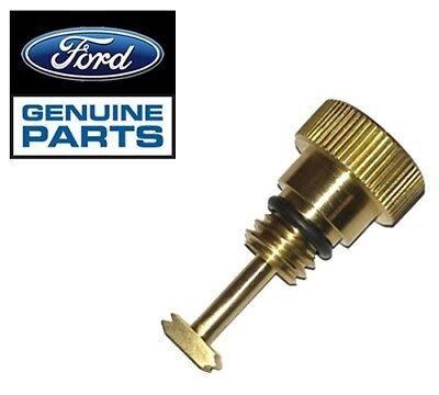 Genuine Ford OEM 6.0L Powerstroke Diesel HFCM Manifold International Drain Plug