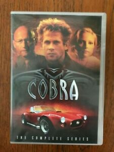 Cobra-The-Complete-Series-DVD-Region-1-DISC-039-S-LIKE-NEW-MICHAEL-DUDIKOF