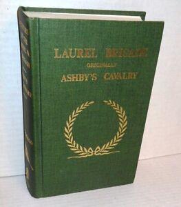 BOOK-Laurel-Brigade-originally-Ashby-039-s-Cavalry-of-the-Army-of-Northrn-Virginia