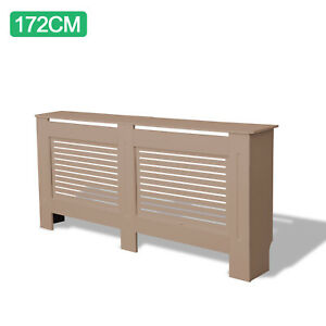 172CM-Radiator-Cover-Modern-MDF-Wood-Heating-Protector-Shelf-Unfinished-Slatted