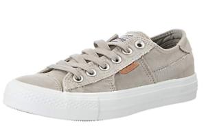 Dockers Damen Schuhe Sneaker Turnschuhe 40TH201-790 Hellgrau 201