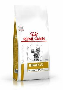Royal Canin Urinary S/O Moderate Calorie UMC 34 Trockenfutter für Katzen - 9kg