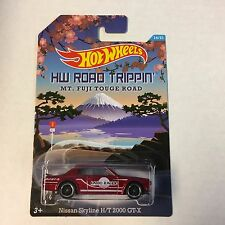 Nissan Skyline H/T 2000 GT-X * Road Trippin Hot Wheels * G5