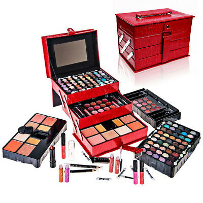complete full beauty cosmetic set makeup starter kit best