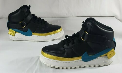 Nike Air Force 1 High Jester XX Black Blustery AR0
