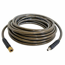 "Simpson Monster 200-Foot (3/8"") 4500 PSI High-Pressure Hose w/ Quick Connectors"