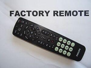 philips srp2006 27 remote control ebay rh ebay com Philips Universal Remote Code Manual Philips Universal Remote Code Manual