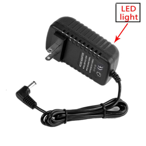AC Adapter For Optimus Radio Shack Electronic Keyboard Piano Power Supply Charge