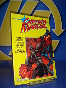 Comic-recopilatorio-CAPITAN-MARVEL-tomo-2