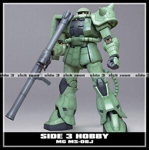 CJ Metal Details up Parts Set For MG 1//100 Zaku II 2 ver Char 2.0 Gundam Model