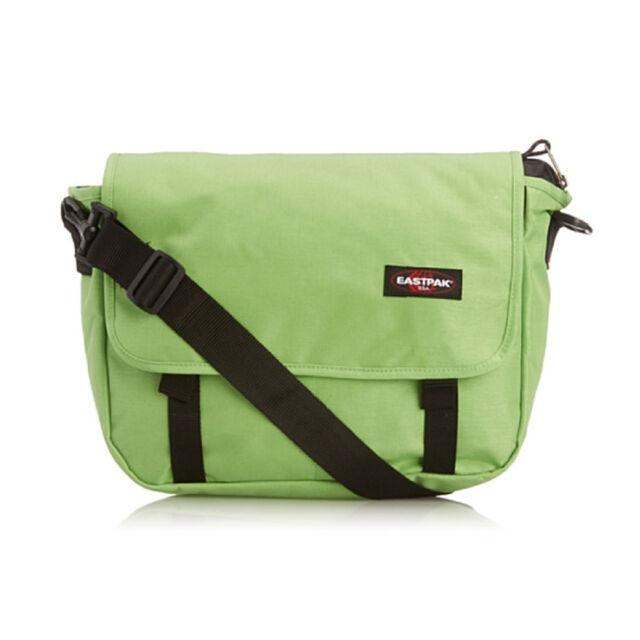 EASTPAK Shoulder Strap Adjustable Young Fancy Frog Green 11 L IN Cordura