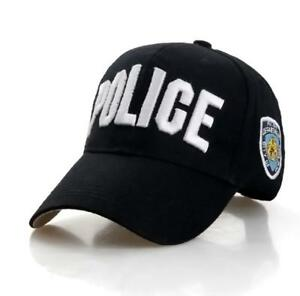 Image is loading GORRA-Beisbol-Police-Snapback-Colors-Cap a0a0b23b811