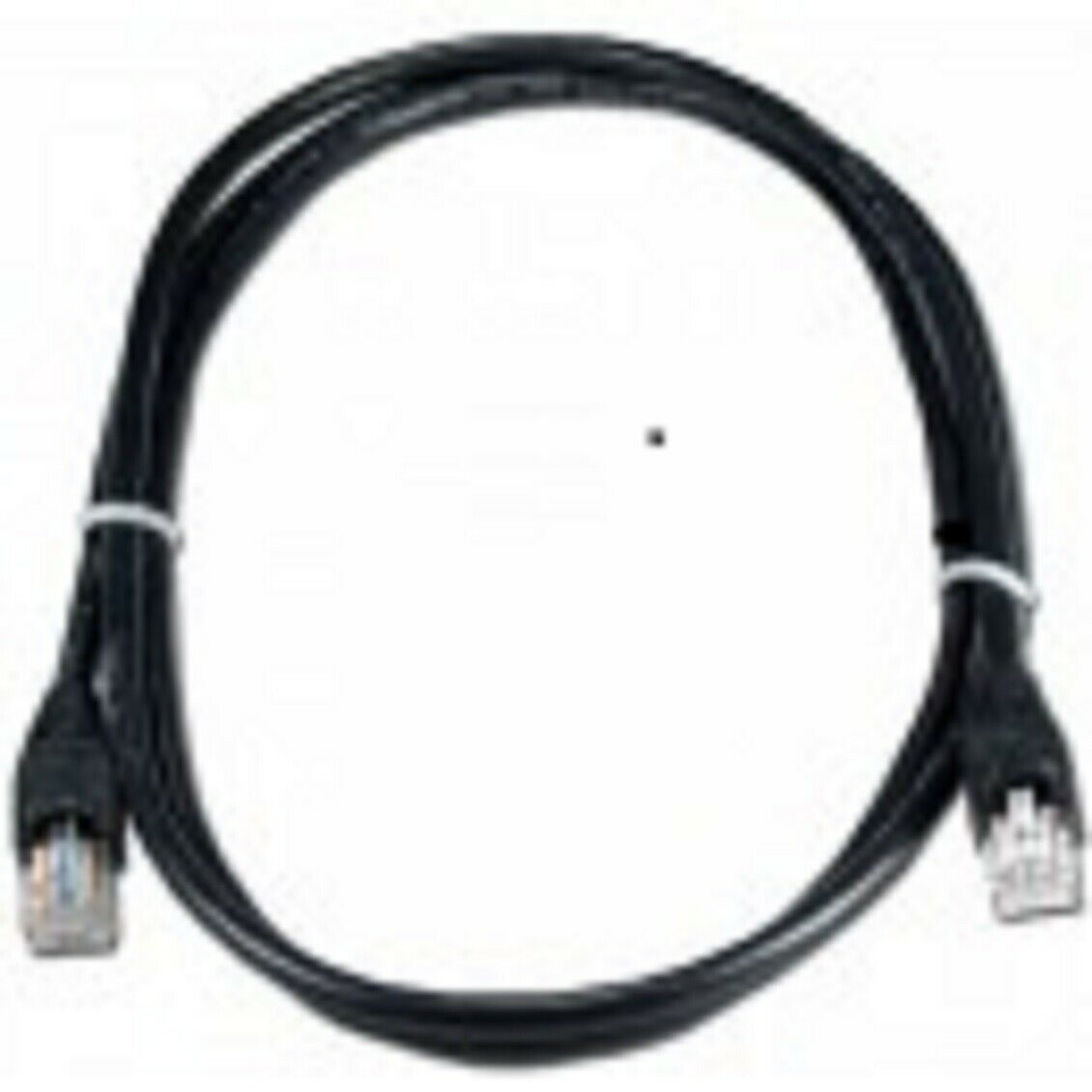 Ethernet Cable Cat5e Network RJ45 LAN Patch Lead Wholesale 2 m Black (076)