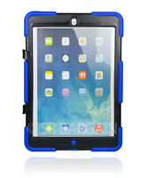 Survivor Military Shock Proof Heavy Duty Builders Case Cover for iPad 5 Air