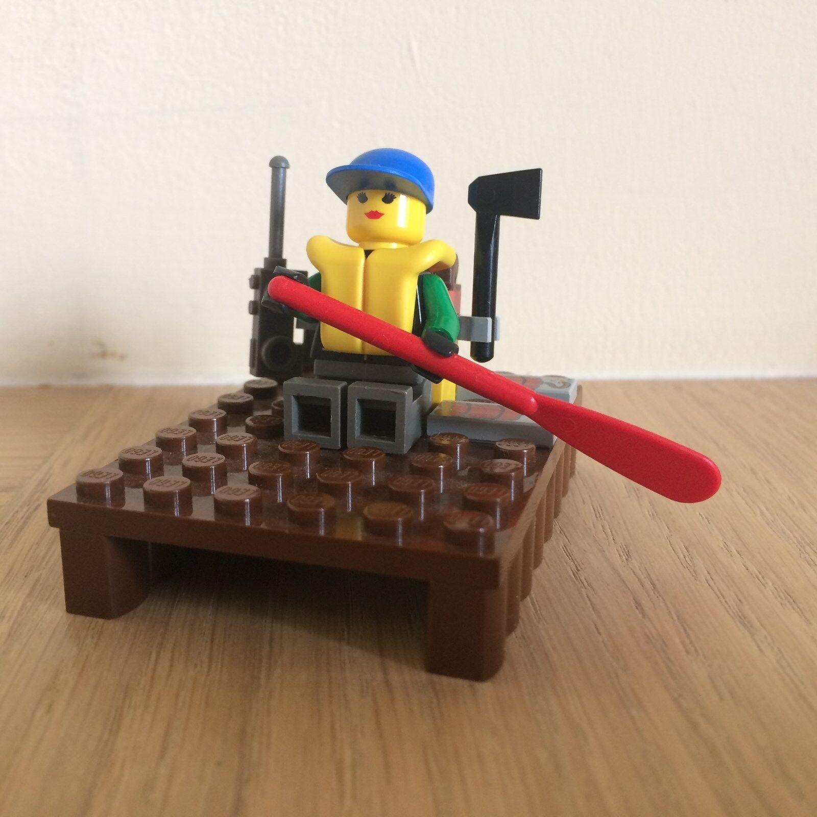 Extreme 100 Radeau2537De Team Thème Lego Ville WD2Y9EHI