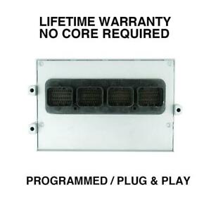 Engine Computer Programmed Plug&Play 2008 Jeep Wrangler 05187466AE